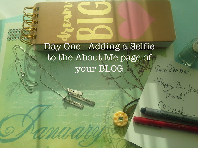 Tutorials in the month of January to perk up your blog/writing in 2016 at the Blog Guidebook