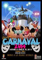 Carnaval de Güevéjar 2014