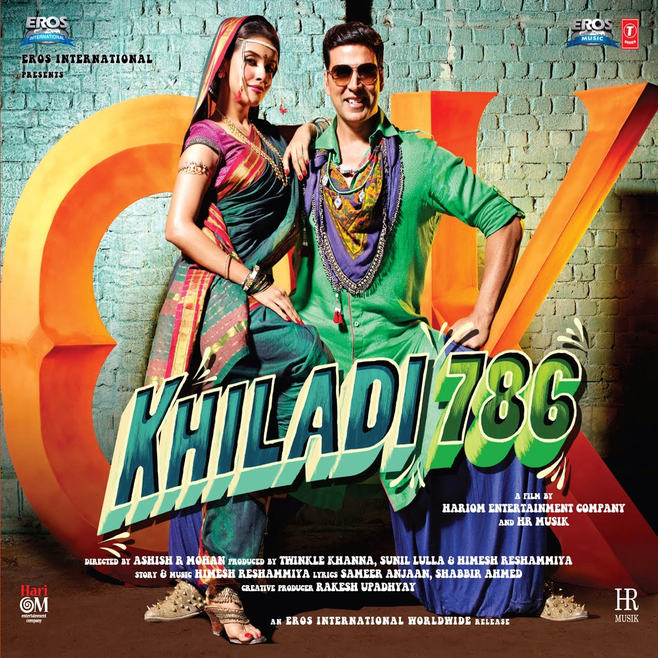 Khiladi 786 Full Hindi Movie Watch Online Free HD