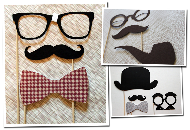 Little Retreats Photo Booth Props - Etsy
