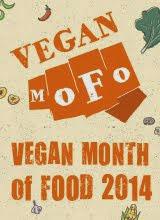 VeganMoFo 2014