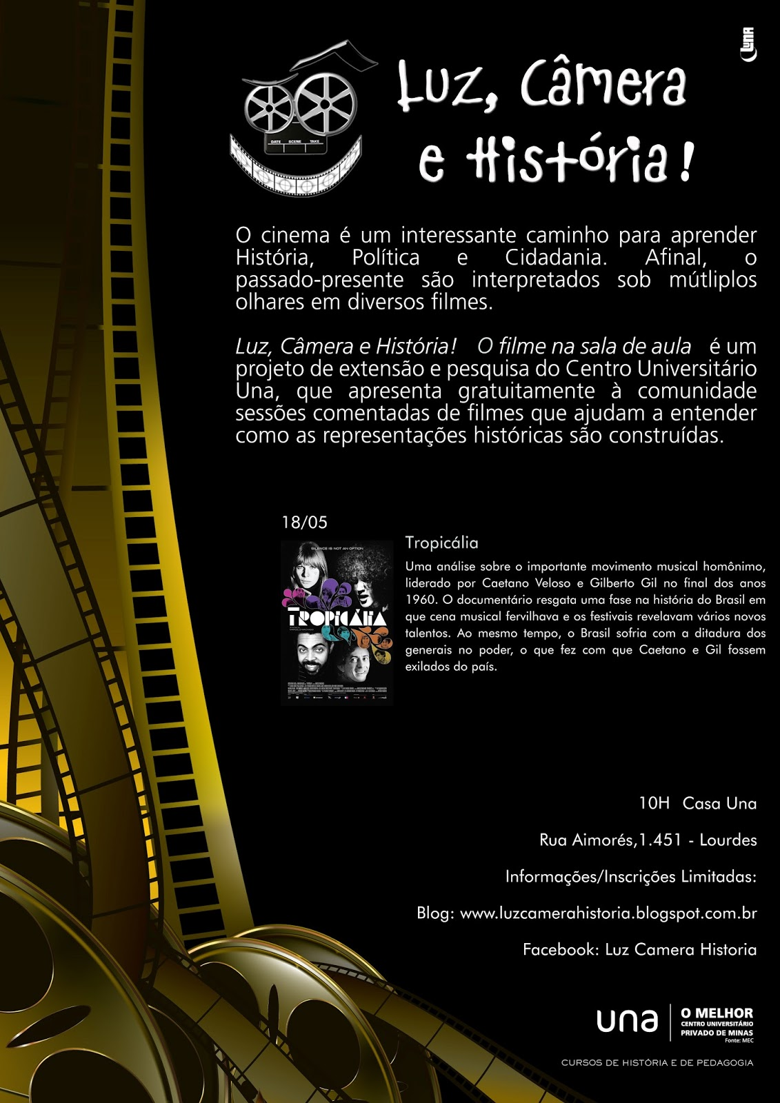 Filme Dentro Da Casa within luz. cÂmera e histÓria: o filme na sala de aula