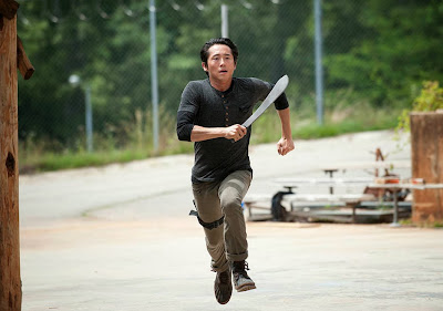 The Walking Dead 4x02: Infected