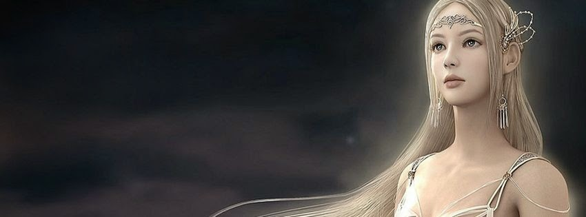 Une image de couverture facebook elfe