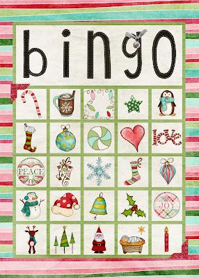 Creatively Content Free Christmas Printableslike Bingo