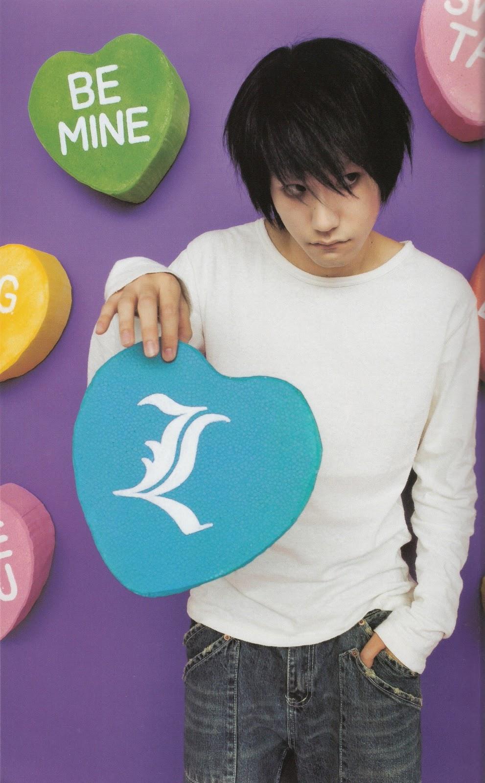 Kenichi Matsuyama - L
