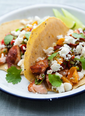 Fish Taco Recipe on Fish Tacos With Mexican Vegetable Soup Pasta With Butternut Squash