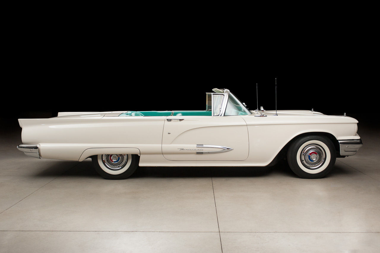 All American Classic Cars 1959 Ford Thunderbird 2 Door