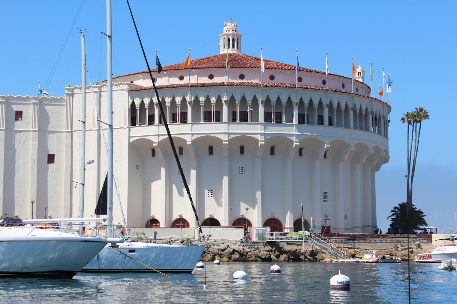 Catalina island flyer kroq catalina island concert june for The catalina
