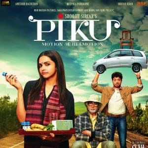 Piku (2015) Hindi DVDRip 700mb ESub