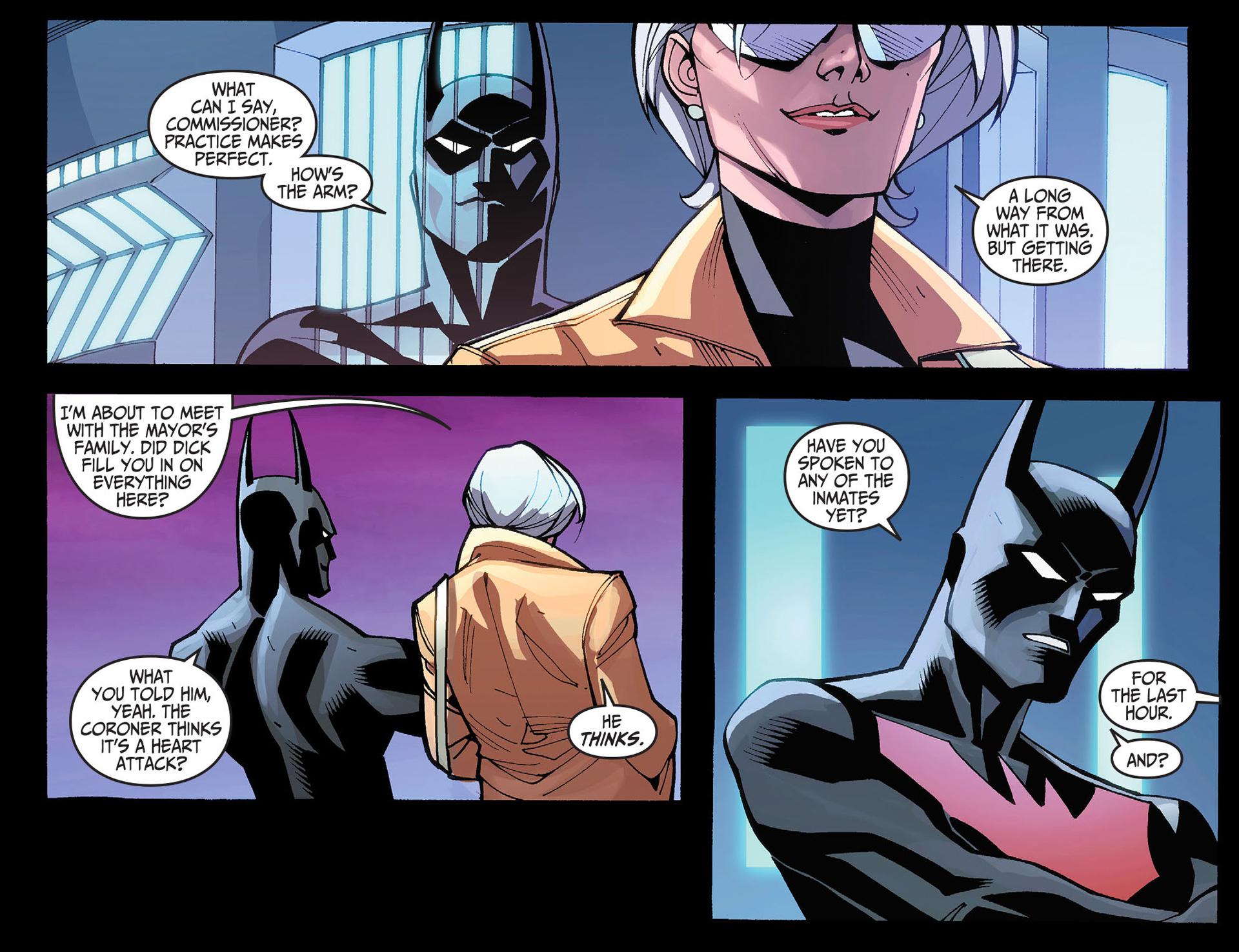 Batman Beyond 2.0 Issue #2 #2 - English 6