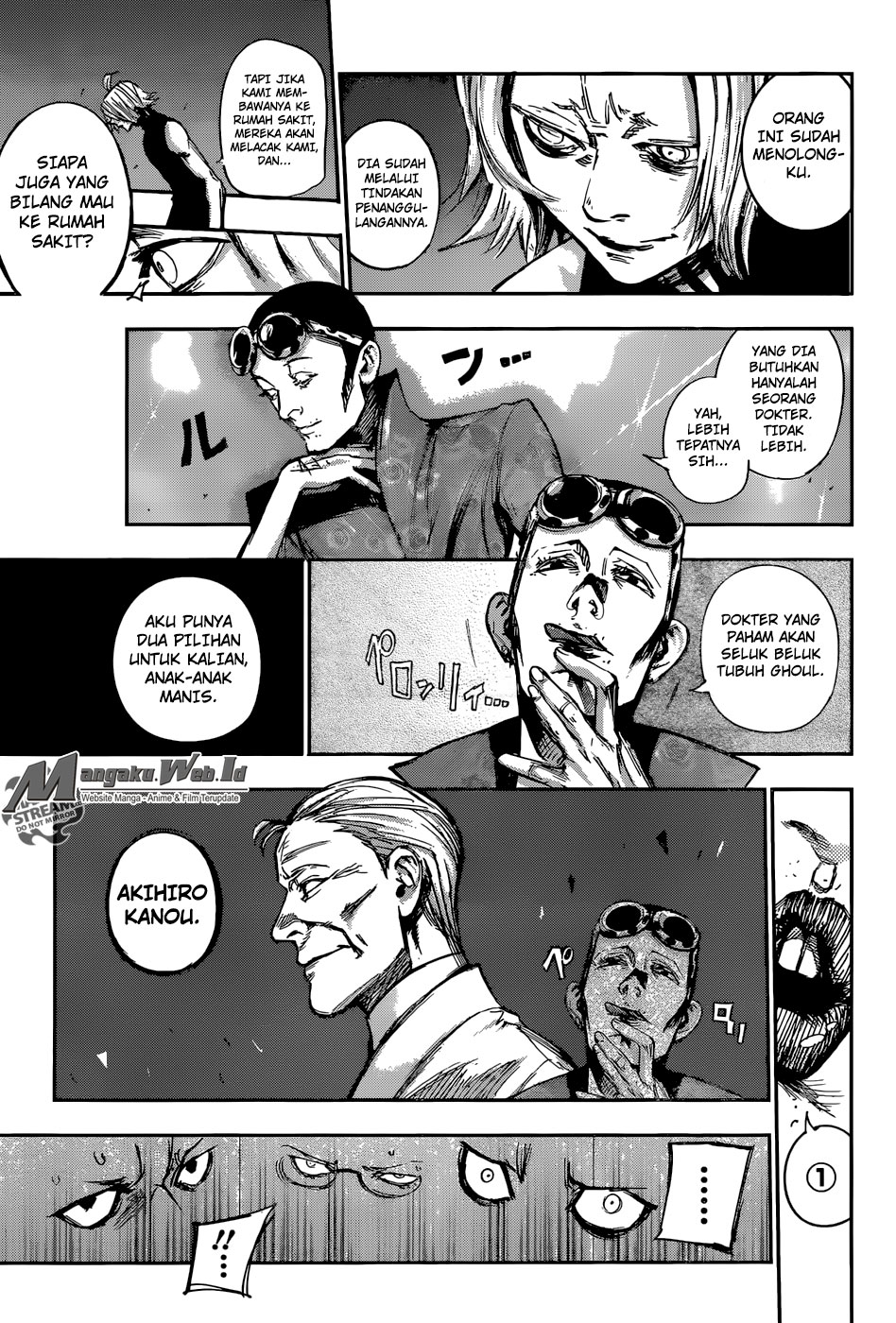 Tokyo Ghoul:re Chapter 102-5