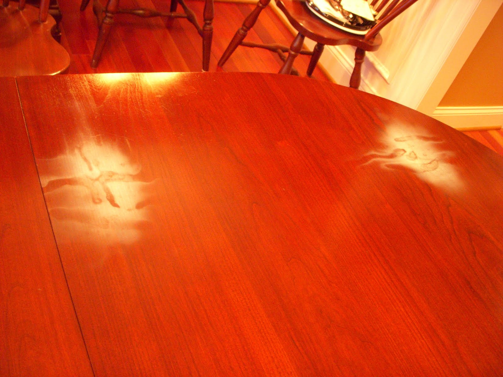 Hope Studios How To Remove Water Stains From Your Table