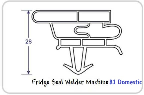 Purchase Our Fridge Seal Gasket Welder Kit Here Today!