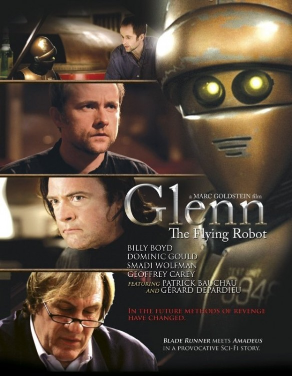 Glenn, the Flying Robot movie