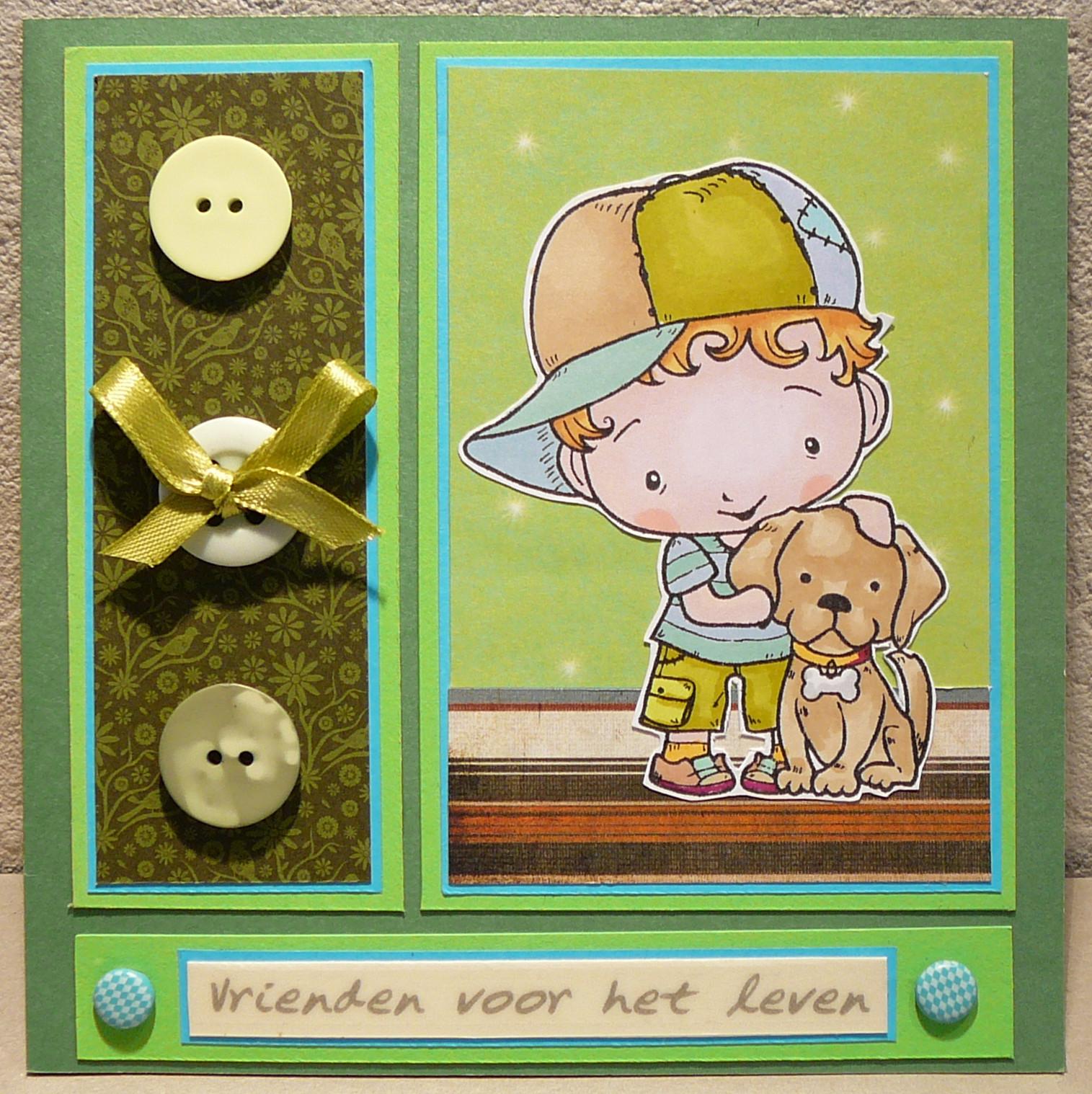 Marianne 39 s blogje vrienden voor het leven - Kleur idee voor het leven ...