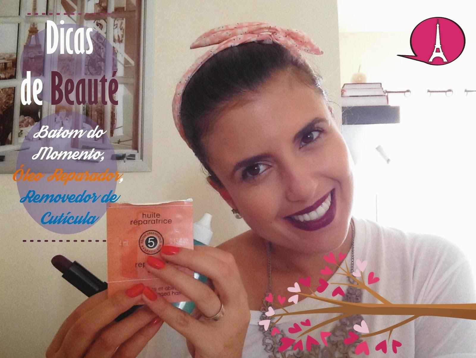 Vlog Dicas de Beleza