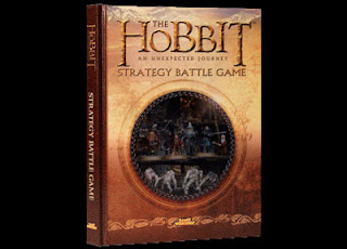 The Hobbit Strategy Battle Games Rule book