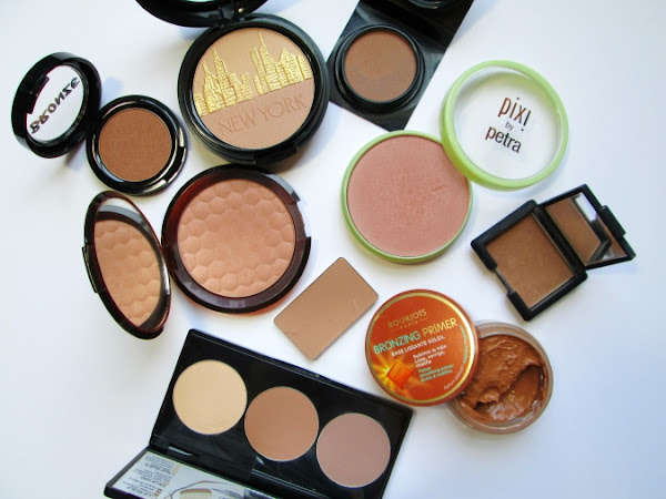 My Bronzer Collection