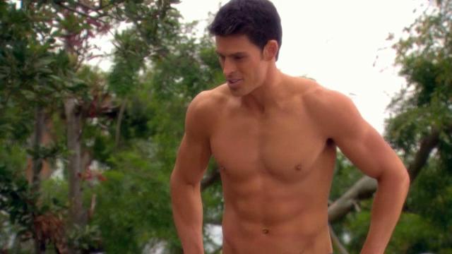 Shirtless Men On The Blog: Jacob Young Shirtless