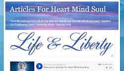 Search Articles For Heart Mind Soul Blog