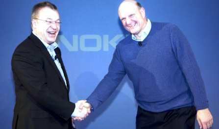 Nokia Losing Patience With Microsoft