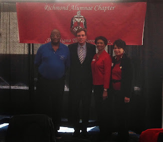 """T"" with Senator Mark R. Warner of Virginia"