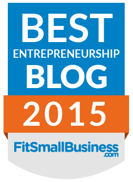 Best Entrepreneurship Blog 2015