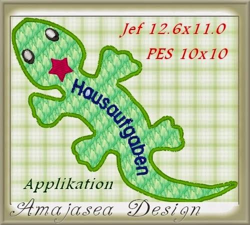 Gecko-Applikation HAUSAUFGABEN
