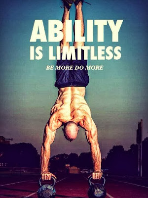 Ability is limitless, be more do more