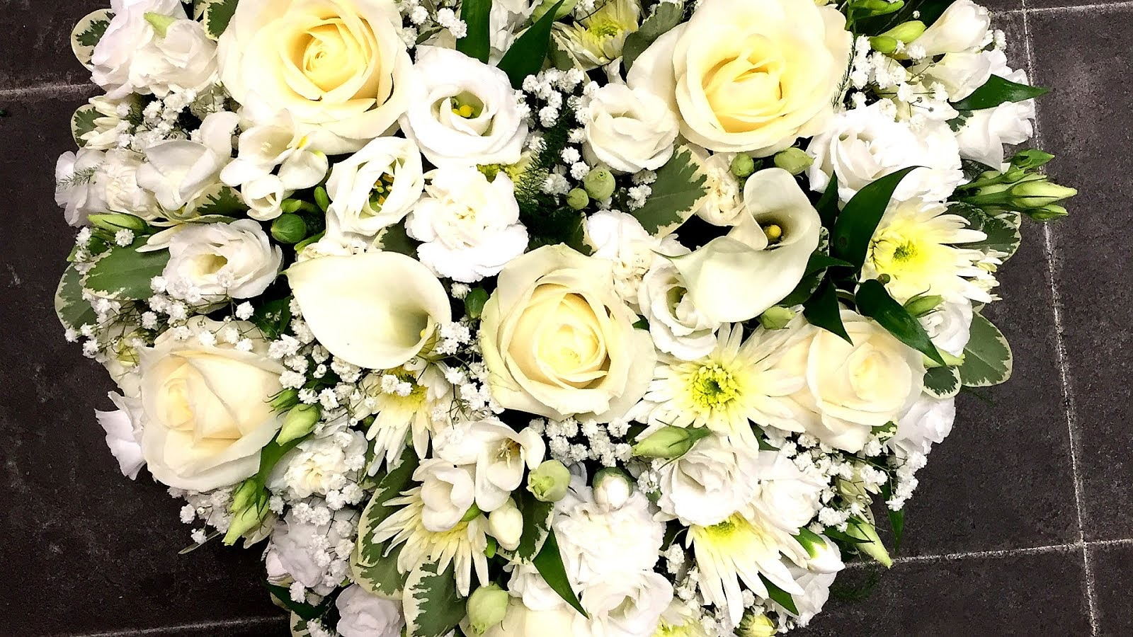 Funeral Funreal Flowers Flower Choices
