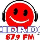 ouvir a Rádio Cidade FM 87,9 Arapoti PR