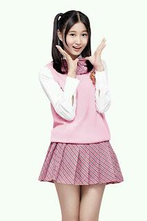 rena foto premium content JKT48 clock