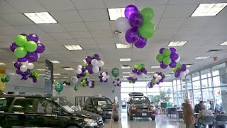 balon lampion showroom