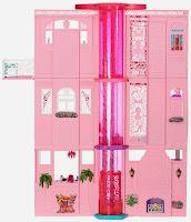Casa dei Sogni  Barbie ascensore New 2013 prezzo caratteristiche regalare giocattolo natale