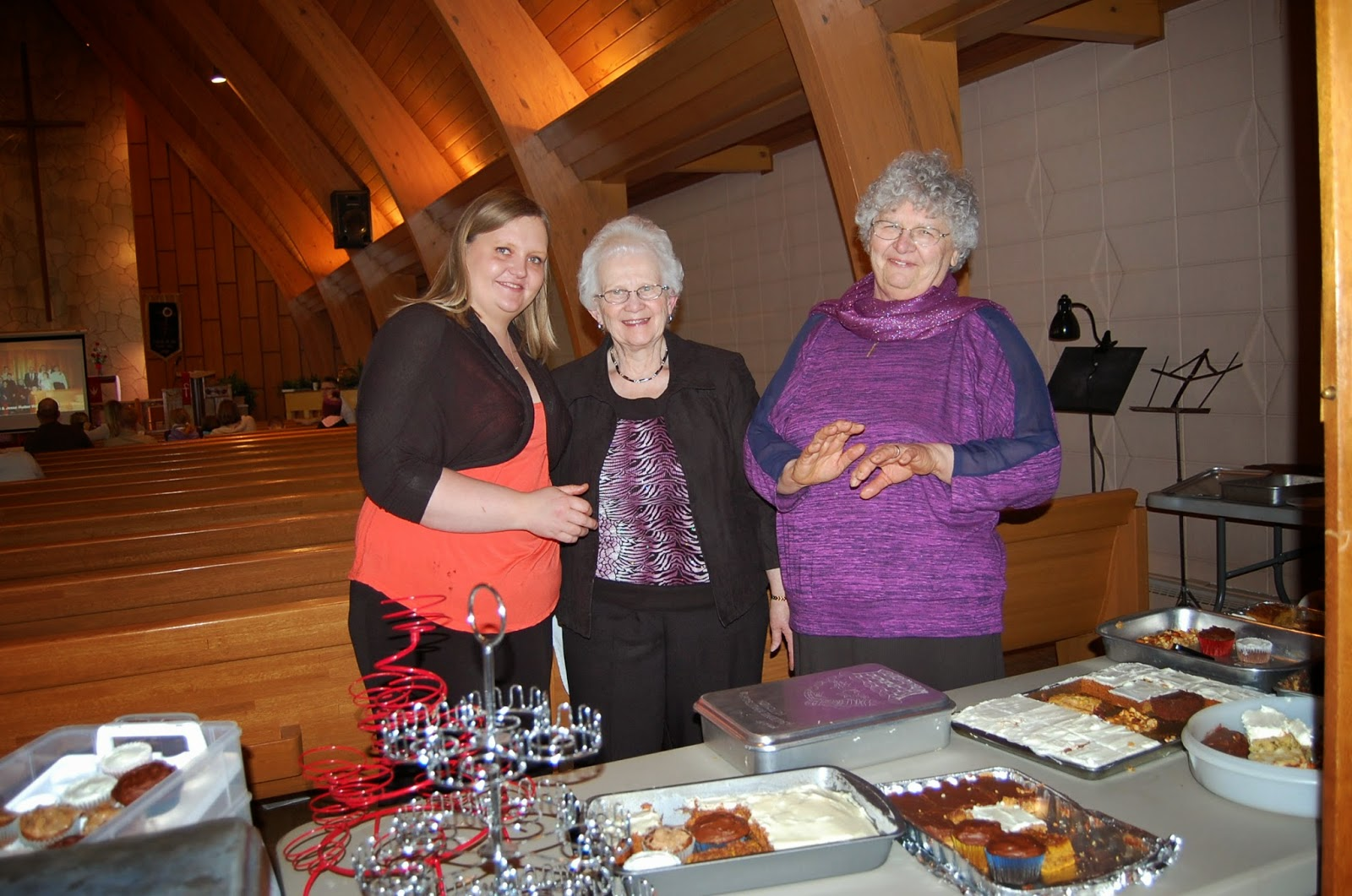 120th Anniversary of St Andrew Lutheran Church