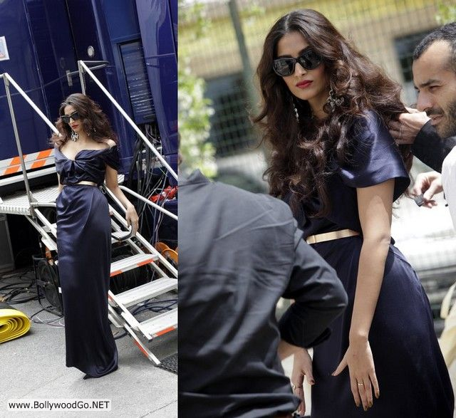 Sonam Kapoor Looks Slim&Smart In these Five Images