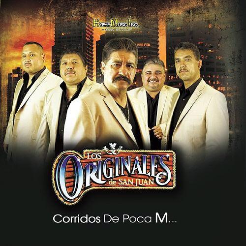 Los Originales De San Juan – Corridos De Poca M... (2015)