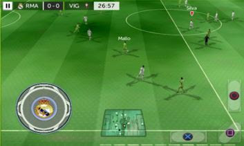Download First Touch Soccer 2015 Mod FIFA 16 Apk + Data