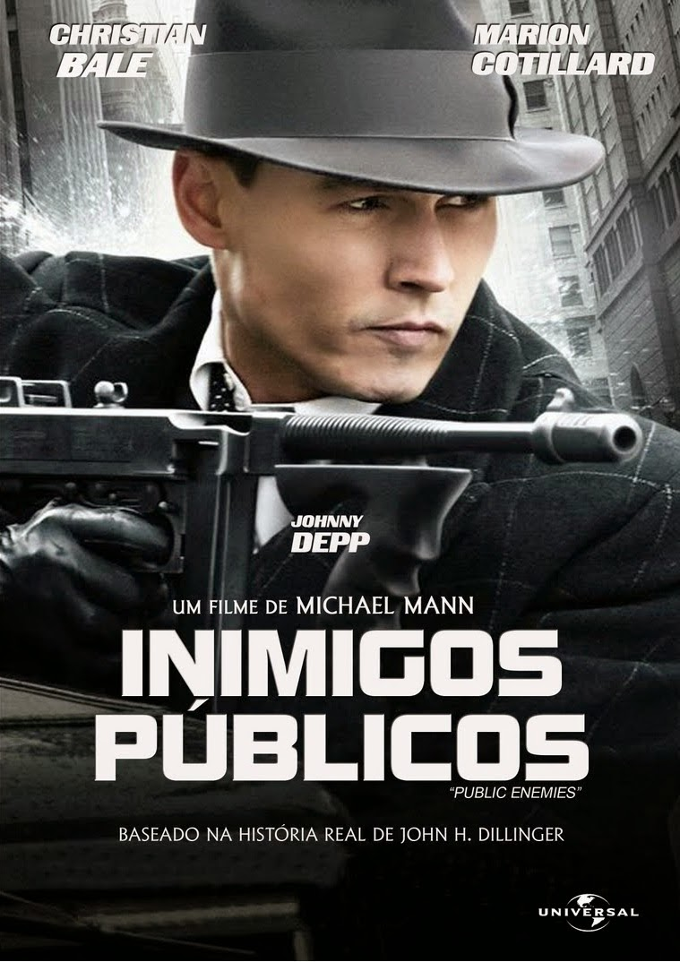 Inimigos Públicos – Dublado (2009)