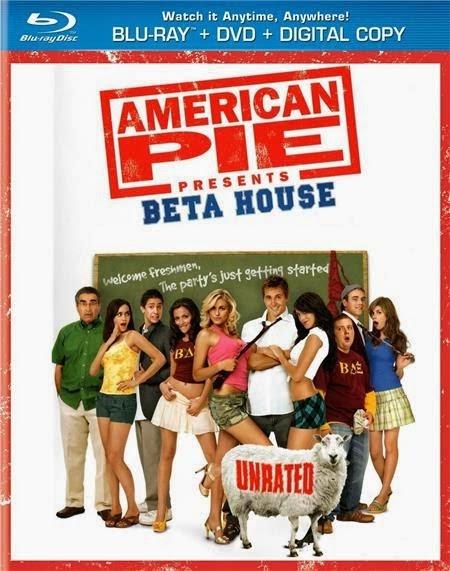 American Pie 6 : Presents Beta House : เปิดหอซ่าส์ พลิกตำราแอ้ม