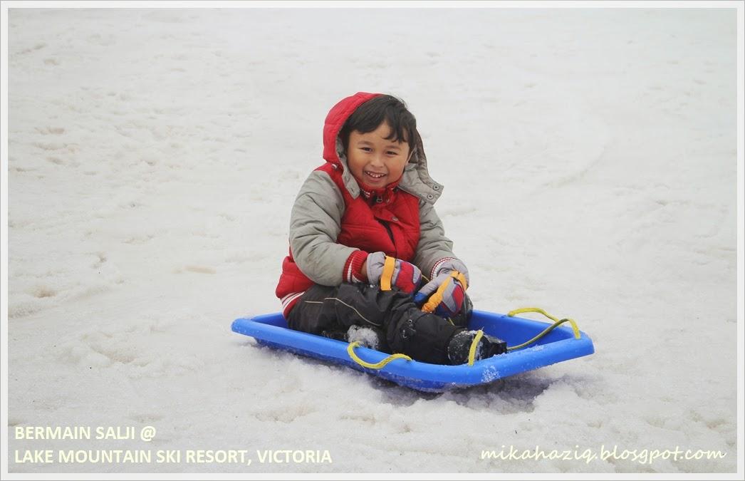 salji melbourne snow ski