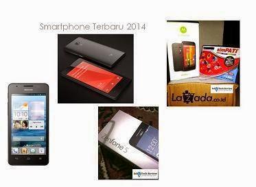 Smartphone Terbaru 2014