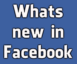 whats new in Facebook-Mark Zukerberg