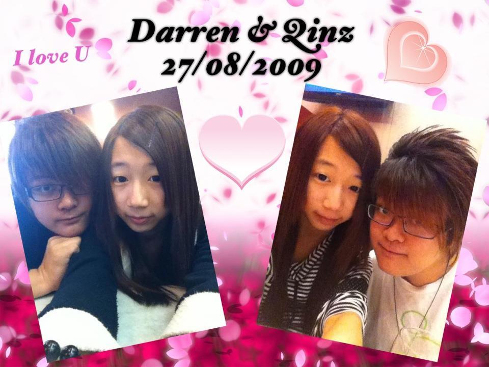 Darren &Qinz