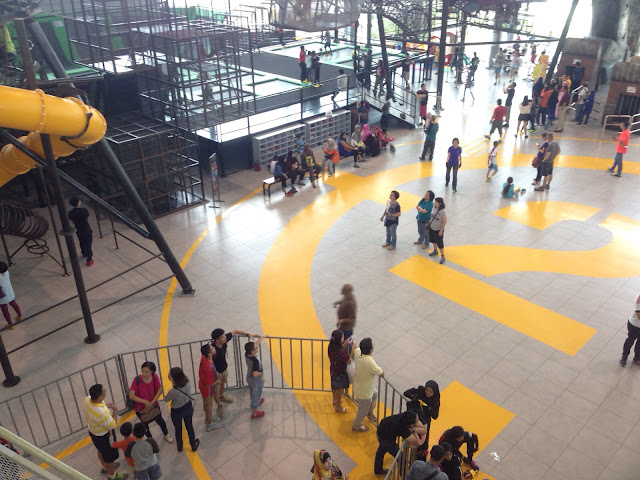 Hujung Minggu di District 21 IOI Mall, Putrajaya