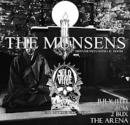 THE MUNSENS @ THE ARENA