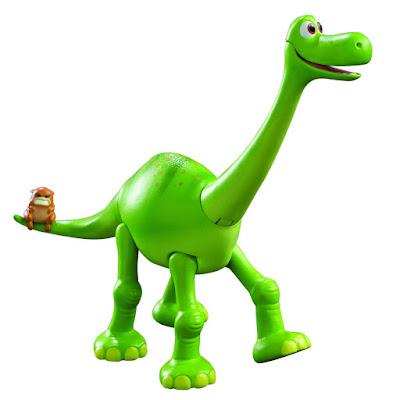 TOYS : JUGUETES - DISNEY El Viaje de Arlo    Arlo : Dinosaurio | Figura Grande - Muñeco   The Good Dinosaur Large Figure, Arlo  Producto Oficial Película 2015 | Tomy - Bizak | A partir de 3 años  Comprar en Amazon España & buy Amazon USA