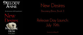 New Desires Release Day Launch