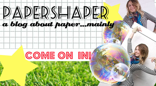 I Am The Paper Shaper